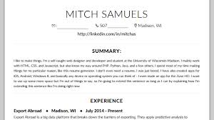 Top Notch Tips On Writing A Resume