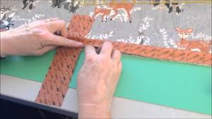 How to Join Your Quilt Binding Ends - YouTube & How to Join Your Quilt Binding Ends Adamdwight.com