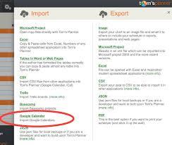 How To Import Google Calendar Into Your Gantt Chart