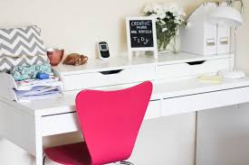 girly office. The Surprising Photo Below, Is Other Parts Of Cozy Girly Office Desk Accessories Set Document Which Classified Within Office, R