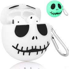 <b>Halloween Luminous Case for</b> Airpods 1/ 2 Pro Case Cover 3D Cute ...