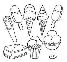 To get your free printable pack of ice cream coloring pages, click on the image below for your instant download. Ice Cream Coloring Pages 1nza