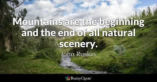 Beautiful Sceneries Quotes Best of Scenery Quotes BrainyQuote