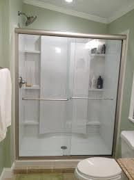 mobile home shower enclosures kits best walk in ideas on tile 6 idea enclosure