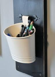 wall pen holder gave it a coat of matte sealer ed on the drawer pulls mounted wall pen holder l pen holder mounted