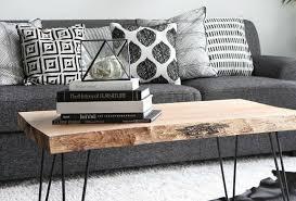 Une petite table basse pratique et déco   Cocon - déco & vie nomade