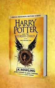 harry potter and the cursed child parts i and ii harry potter series