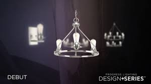 Progress Lighting Rep Design Series Collections Silver