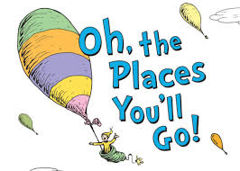 Small Picture Oh the Places Youll Go is the top selling book for graduation