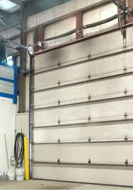 standard lift garage door industrial