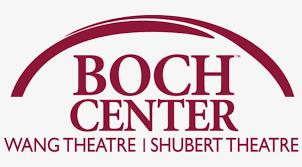 Boch Center Logo Boch Center Wang Theatre Logo Png