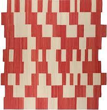 great bold geometric pattern ikea rug