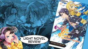 Light Art Online Sword Art Online Volume 13 Alicization Dividing Light Novel