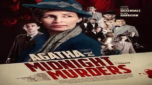 مشاهدة فيلم Agatha and the Midnight Murders 2020 مترجم كامل HD