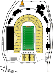Ross Ade Stadium Seating Chart Rows Football Stadium Purdue Football Stadium Seating Chart