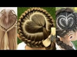 أجمل تسريحة شعر للفتيات الصغار والكبار