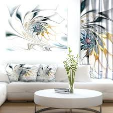 glass flower wall art white stained glass fl art large fl wall art canvas glass vase