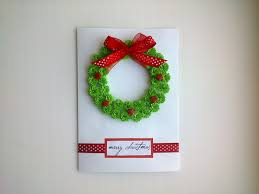 Christmas Card Photo Paper Christmas Cards Make Beautiful Paper Quilling Christmas