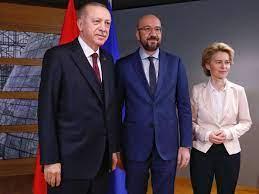 Türkei: Von der Leyen nach Treffen mit Erdogan besorgt - trotzdem mach die  EU Zugeständnisse