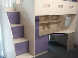 Cheapest In Australia, Kids Loft Beds With Storage. View Larger