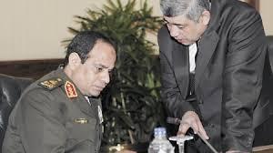 Image result for الاخوان المسلمين وقيادات الجيش في مصر
