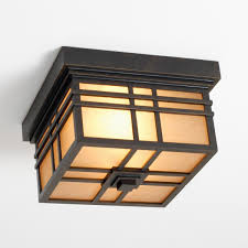 Arts And Crafts Mission Style Lighting Exterior Front Entry Light Energy Star Bronze Craftsman