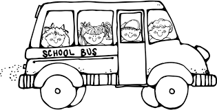 Small Picture Bus Clipart Black And White 61 cliparts