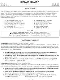 Sample Social Service Resume Best Of Social Worker Sample Resume Social Worker Resume Templates Sample