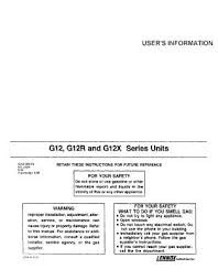 g12q3 110 lennox gas furnace manual location