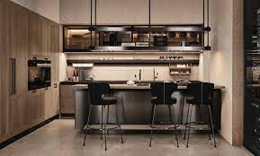 We have undertaken kitchens remodel jobs successfully for many years. Arclinea Italian Kitchen Design
