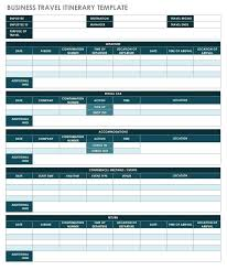 Free Trip Itinerary Planner Free Itinerary Templates International Travel Planner