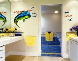 diy beach bathroom wall decor. Cool Under Sea Bathroom Wall Decorating Ideas Diy Beach Decor