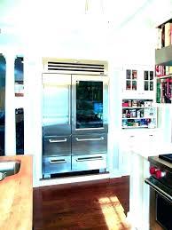 glass door fridge for home refrigerator frosted front sub zero pro glass front refrigerator refrigerators home use door