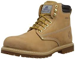 skechers work boots. skechers for work foreman concore boot, wheat, 11.5 xw us boots