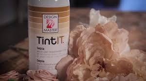 Design Master Tint It Spray Paint Design Master Tintit Sepia Hd