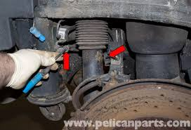 bmw x5 abs wheel speed sensor replacement e53 2000 2006 large image