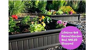greenland gardener garden bed kit raised beds farmstead cedar