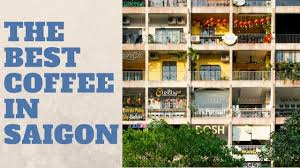 Traffic And The Coffee Apartments In Ho Chi Minh City