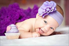 Baby Name Pondering The Colour Purple
