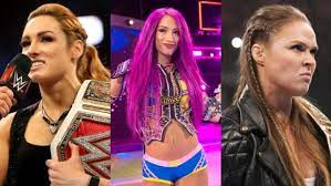 Many of those matches were memorable. Becky Lynch Says Sasha Banks Is Off Crying Like Ronda Rousey Video