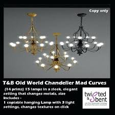 changing a chandelier tb texture changing old world chandelier mad curves lamps changing chandelier globes changing a chandelier