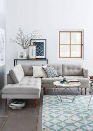 13 ways to work your room around a grey sofa