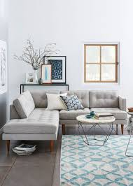 contemporary family room by west elm uk