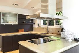 Modern Chic Kitchen Designs U Shaped Kitchen Balancing Both The Sides Perfectly Renomania