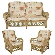 Modern Conservatory Furniture Magnificent Cane Conservatory Furniture CUSHIONS ONLY Full Suite Choice Of