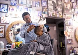 Art prints and posters that are perfect for you beauty or hair salon. Celebrating African American Barber Shops And Beauty Salons Pittsburgh Post Gazette