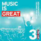 Music Is Great Britain...New Romantic/Techno/Pop Hits