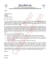 nurse cover letter sample cover letter examples for nurses