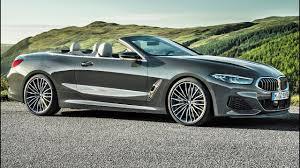 2019 BMW 8 <b>Series</b> Convertible - Sumptuous Open-<b>Top Driving</b> ...
