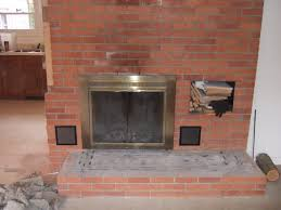 beautiful brick fireplace makeovers